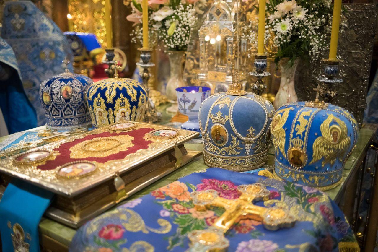 Киевский Свято-Введенский монастырь